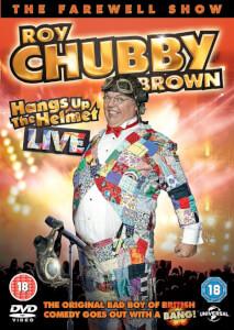 Roy Chubby Brown Hangs Up His Helmet
