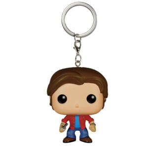 Supernatural Sam Funko Pop! Keychain