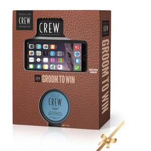 American Crew Run With Style Gift Set