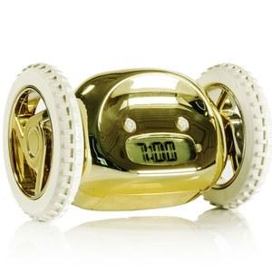 Runaway Alarm Clocky - Gold