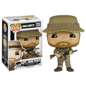 Figurine Funko Pop! Captain John Price Call of Duty