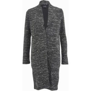 Selected Femme Women's Marley Blazer - Black Melange