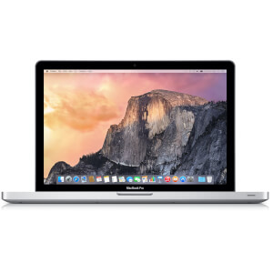 Apple MacBook Pro with Retina Display, MJLQ2B/A, Intel Core i7, 256GB Flash Storage, 16GB RAM, 15.4""