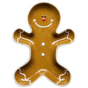 Sagaform Gingerbread Man Bowl