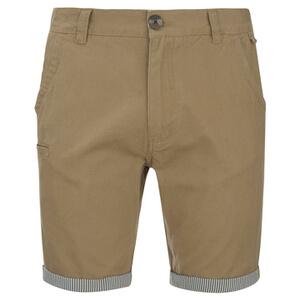 Brave Soul Men's Hansentick Chino Shorts - Stone