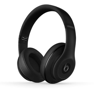 Beats by Dr. Dre: Studio Wireless Over-Ear Headphones - Matt Black