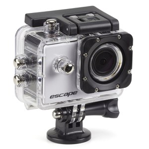 Kitvision Escape HD5 720p Action Camera - Silver