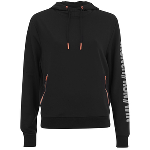 MINKPINK Women's Crunch Time Hoody - Black