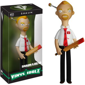 Shaun of the Dead Shaun Vinyl Sugar Idolz Action Figure