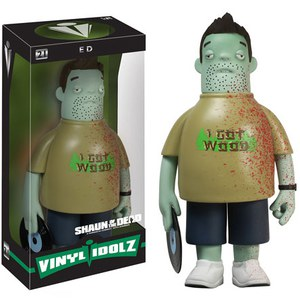 Shaun of the Dead Dead Ed Vinyl Sugar Idolz Action Figure