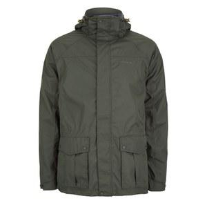 Craghoppers Men's Kiwi 3 in 1 Waterproof Jacket - Dark Khaki