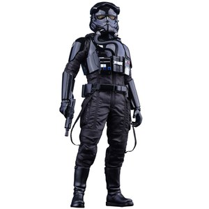 Hot Toys Star Wars: The Force Awakens First Order TIE Pilot Figure (30cm)