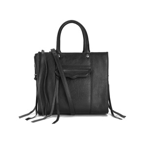 Rebecca Minkoff Women's Mab Mini Tote Bag - Black