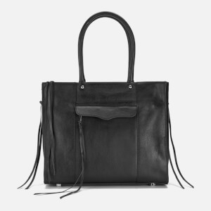 Rebecca Minkoff Women's Medium MAB Tote Bag - Black