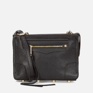 Rebecca Minkoff Women's Regan Cross Body Bag - Black