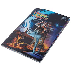 Chrononauts Graphic Novel