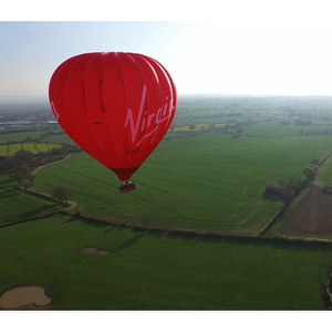 National Weekday Anytime Virgin Hot Air Balloon Ride