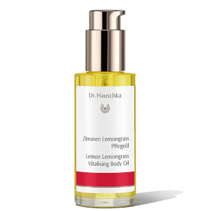 Dr. Hauschka Lemon Lemongrass Vitalising Body Oil olejek do ciała (75 ml)