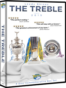 Leeds Rhinos The Treble