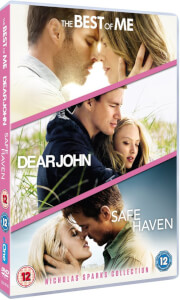 Nicholas Sparks Triple (Dear John/Safe Haven/The Best of Me)
