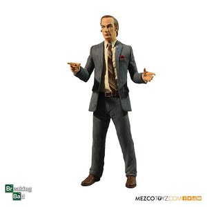 Mezco Breaking Bad Diorama Saul Goodman SDCC 2015 Exclusive Action Figure 15 cm