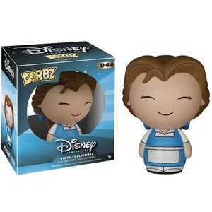 Disney Beauty And The Beast Peasant Belle Dorbz Figur