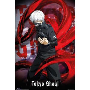 Tokyo Ghoul Ken Kaneki - 24 x 36 Inches Maxi Poster