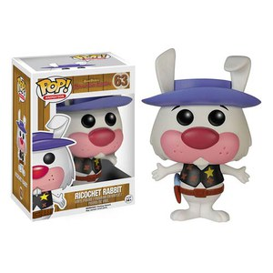 Hanna-Barbera - Ricochet Rabbit Funko Pop! Figur