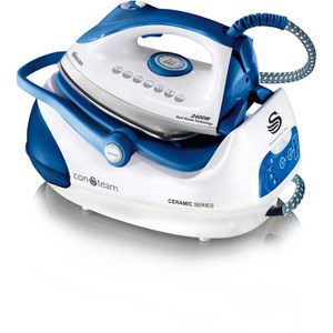 Swan SI9031N Ceramic Steam Generator Iron - White/Blue