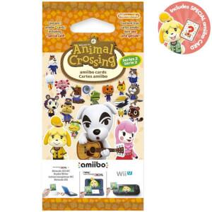 Animal Crossing amiibo Cards Pack - Series 2