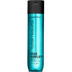 Matrix Total Results High Amplify Volume Shampoo for Fine Flat Hair 300ml