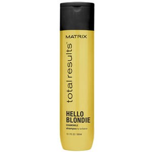 Matrix Total Results Hello Blondie Shampoo for Blonde Hair 300ml