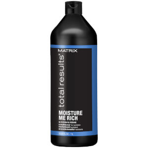 Matrix Total Results Moisture Me Rich Dry Hair Conditioner 1000ml