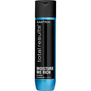 Matrix Total Results Moisture Me Rich Apres-Shampoing Hydratant (300ml)