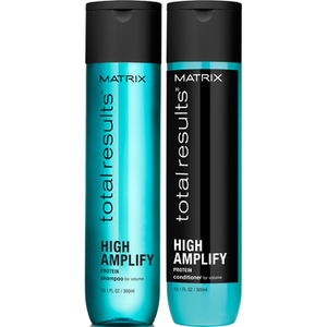 Matrix Total Results High Amplify shampoo e balsamo nutrienti volumizzanti (300 ml)