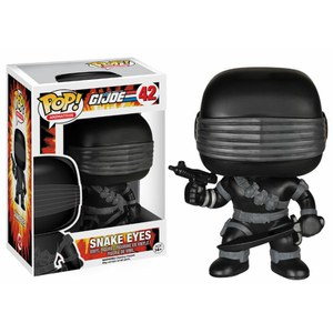 Figura Pop! Vinyl Snake Eyes - G.I. Joe