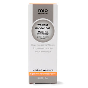 Mio Skincare Workout Wonder Ball 30ml: Image 3