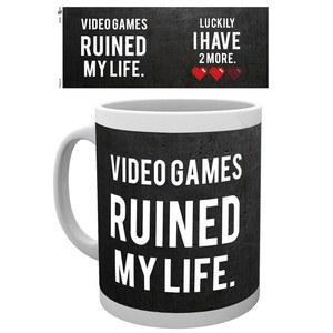 Gaming Ruined My Life - Mug