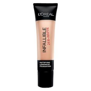 L'Oréal Paris Infallible Matte Foundation- 11 Vanilla