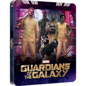 Guardians of the Galaxy 3D (Includes 2D Version) - Zavvi Exclusive Lenticular Edition Steelbook
