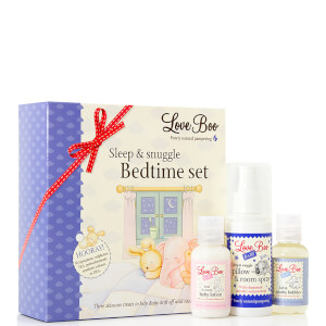 Sleep and Snuggle Bedtime Set de Love Boo