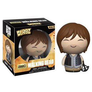 The Walking Dead Daryl Figurine Dorbz