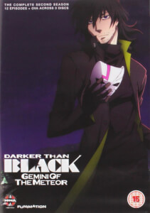 Darker Than Black: Gemini Of The Meteor - Season 2