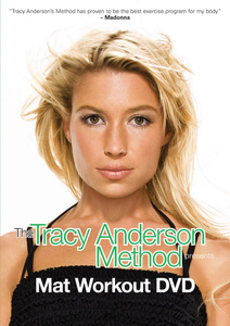 Tracy Anderson Method - Mat Workout