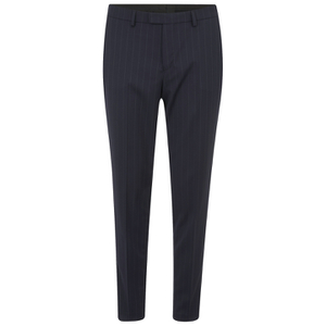 Selected Femme Women's Foxylux Slim Pants - Navy