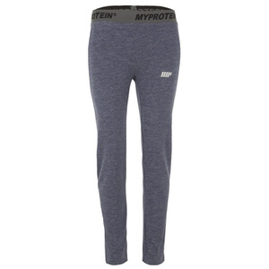 Myprotein Women's Core Leggings - Blue Marl (USA)