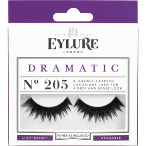 Eylure Dramatic 205 False Eyelashes