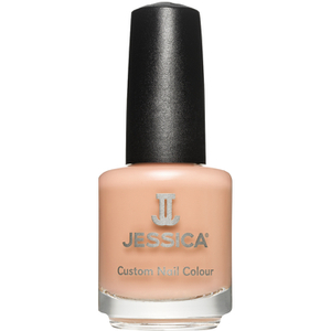 Jessica Nails Cosmetics Custom Colour Nail Varnish - Creamy Caramel (14.8ml)
