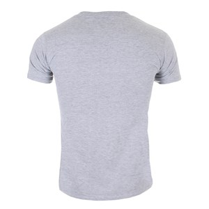 Marvel Men's Strip Logo T-Shirt - Sport Grey: Image 4
