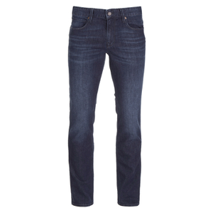 BOSS Orange Men's Orange 63 Denim Jean - Dark Rinse